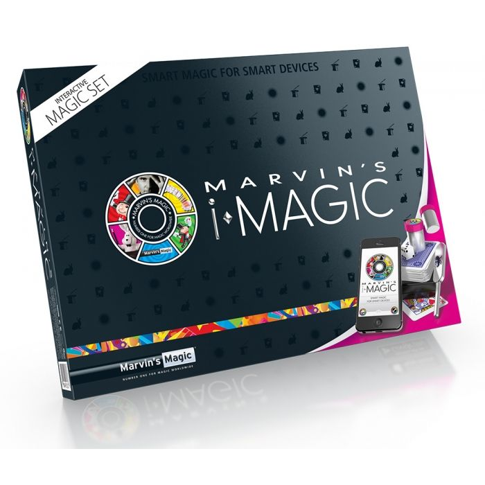 Marvin's iMagic Box set, £24.99, www.marvinsmagic.com
