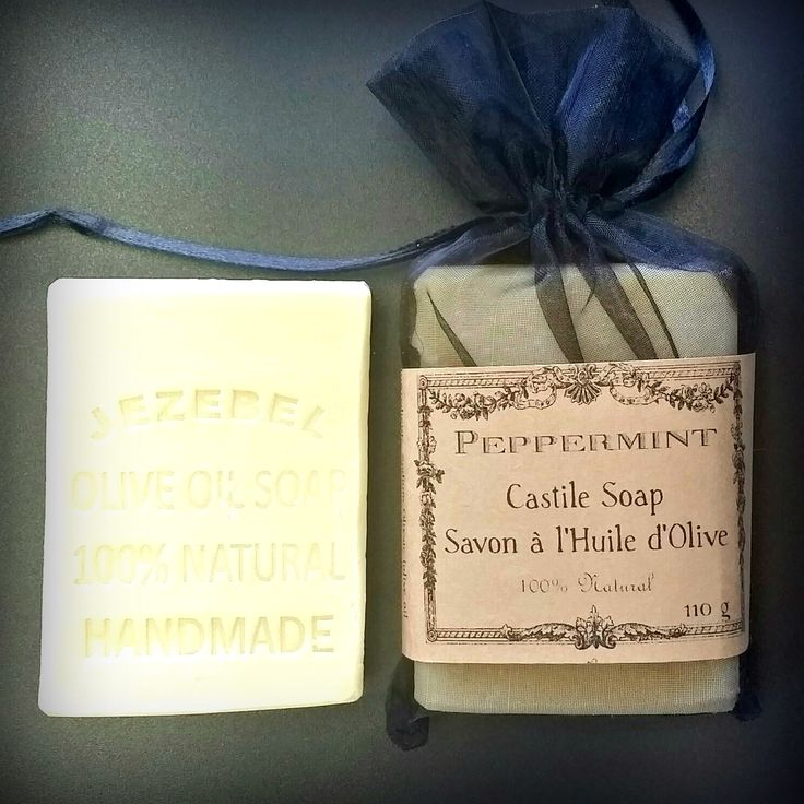Castile Soap - Peppermint