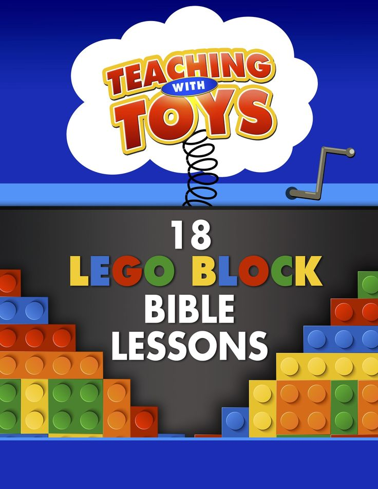 Lego Block Bible Lessons                                                       …