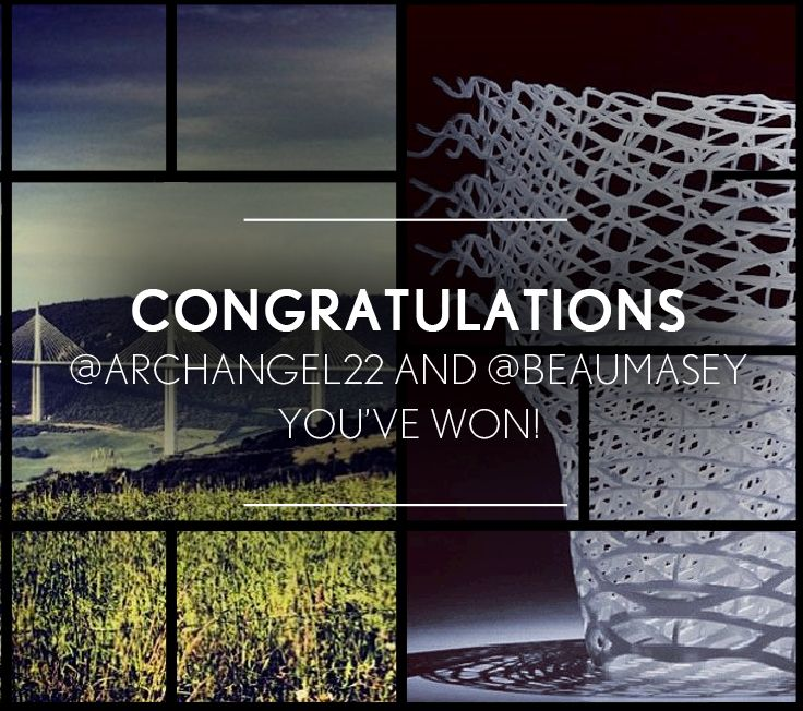 Archangel22 & Beaumasey your entries captured what #LexusDesign is all about, you've won two tickets to the Lexus Design Pavilion on Stakes Day. Congratulations!