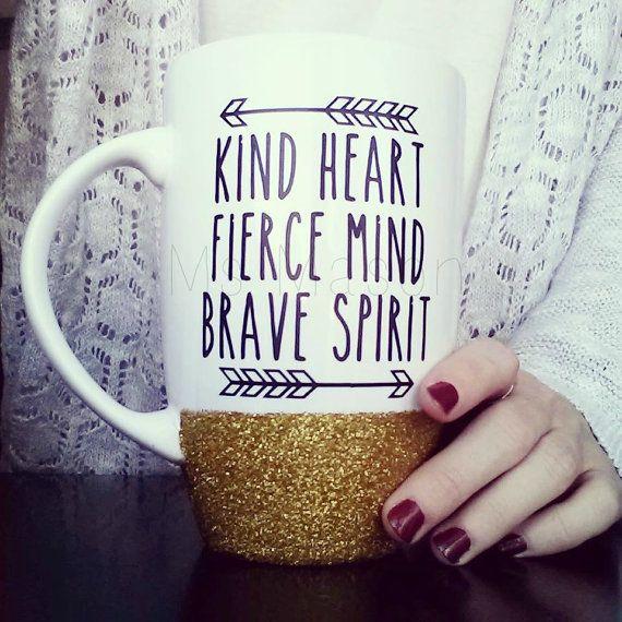 Fierce mug. https://www.etsy.com/listing/213595122/glitter-mug-coffe-mug-latte-christmas
