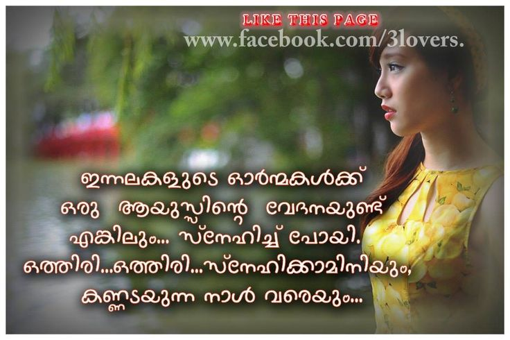 Malayalam Love Quotes Inspiration Love Quotes For Her In Malayalam 7Ttgd6Zfn  Malayalam  Pinterest