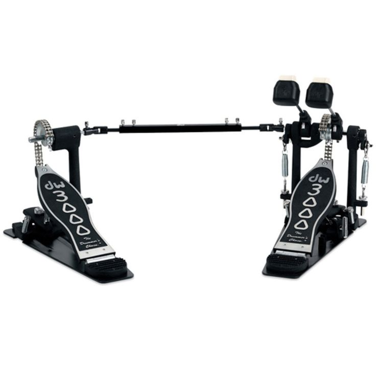 DW 3002 Series Double Bass Drum Pedal DWCP3002