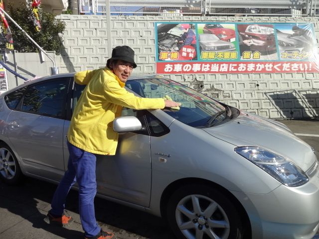 ラブ(愛)車、プリウス!|ルー大柴オフィシャルブログ『TOGETHER』