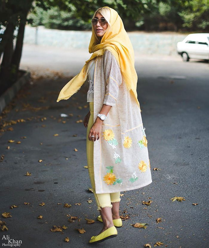 10+ Photos Of Iran's Street Fashion That Will Destroy Your Stereotypes