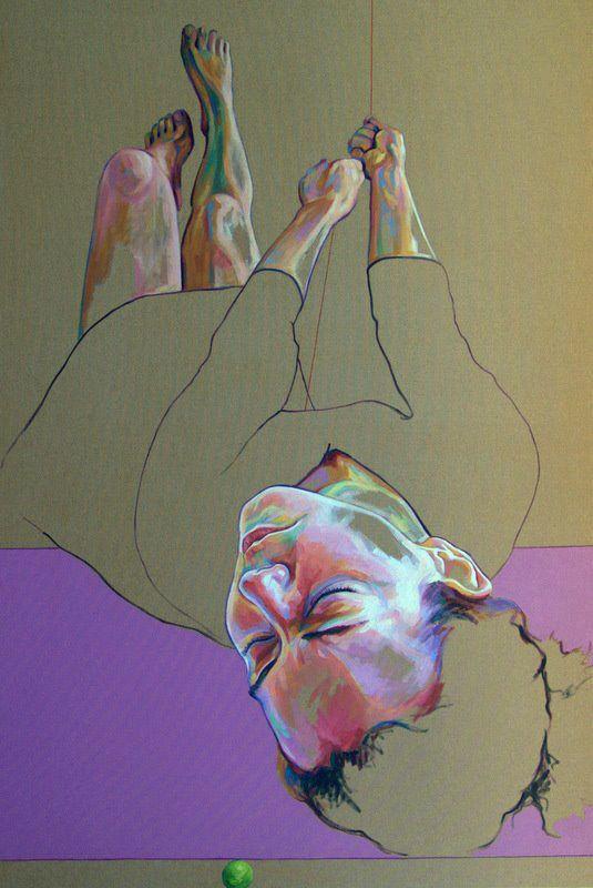Cristina Troufa, portuguese painter ,amazing colors
