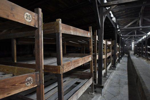 Así es Auschwitz 70 años después (FOTOS)