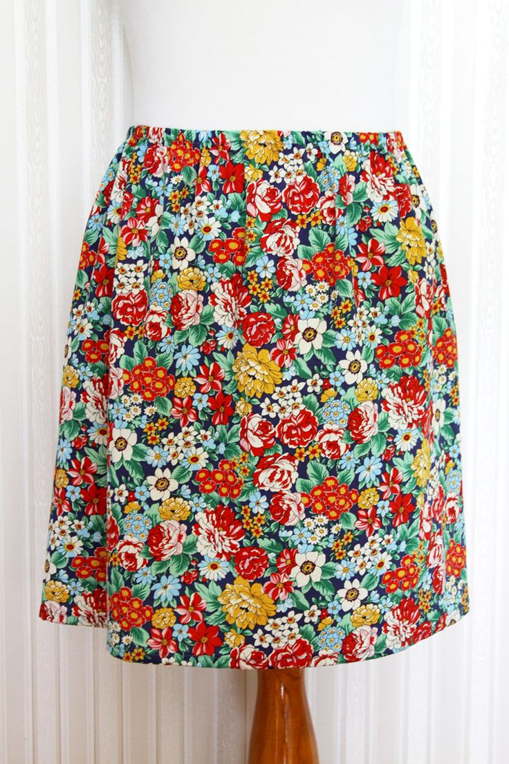 15 Minute DIY Skirt