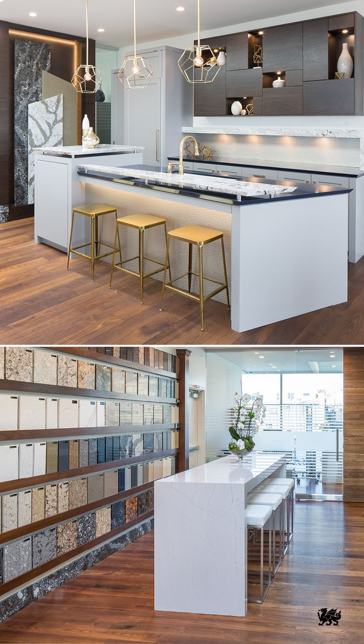 Cambria clyde kitchen and bathroom countertop color - This Stunning Space Offers Kitchen Design Inspiration Featuring Cambria Quartz Countertops And The Latest In Design Innovation As Well