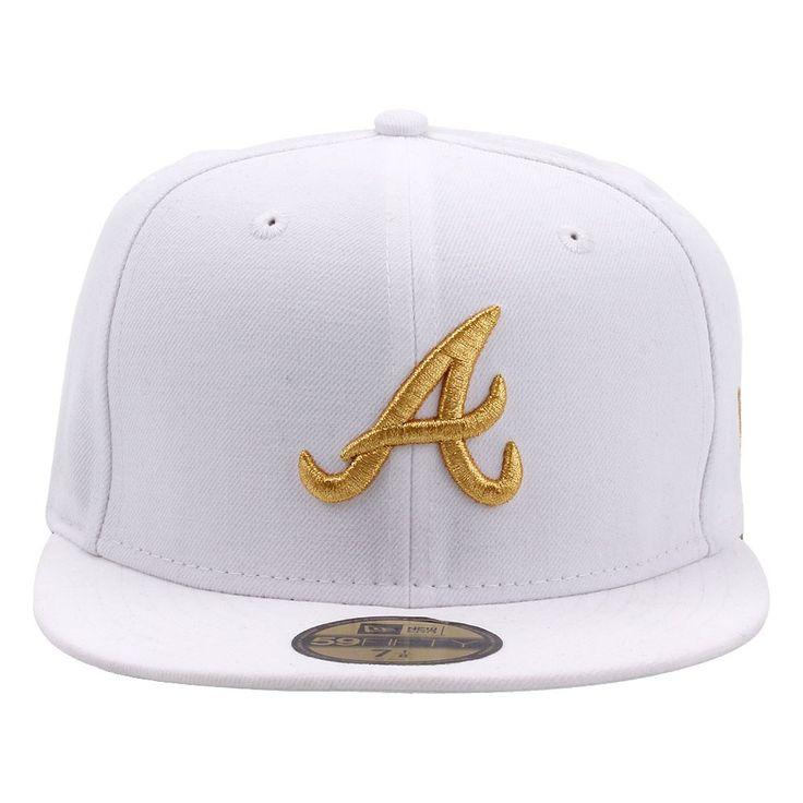 Confira o Boné New Era 59Fifty Gow Atlanta Braves Masculino na Artwalk. Cap confortável com design clássico, além do logo dos Braves na parte frontal.