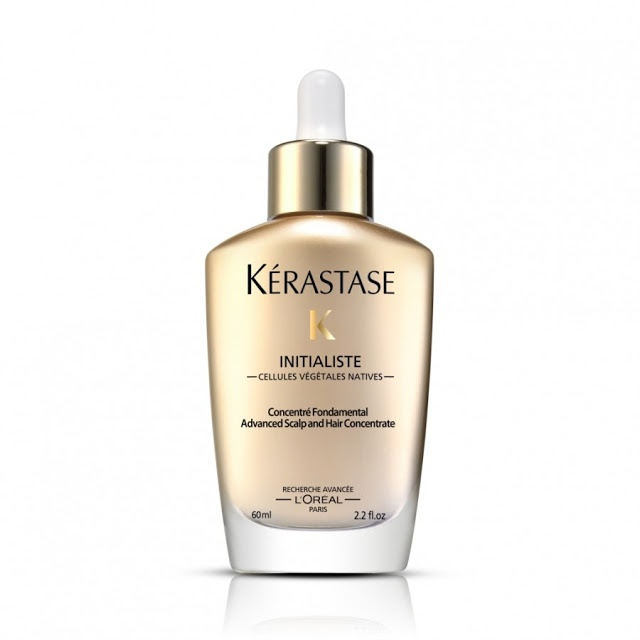 Miracle Hair Product. Must have for ladies who need strength to their hair. love!! #Kerastase #Initialiste #Hair #Beauty #Haircare #Hairstyle