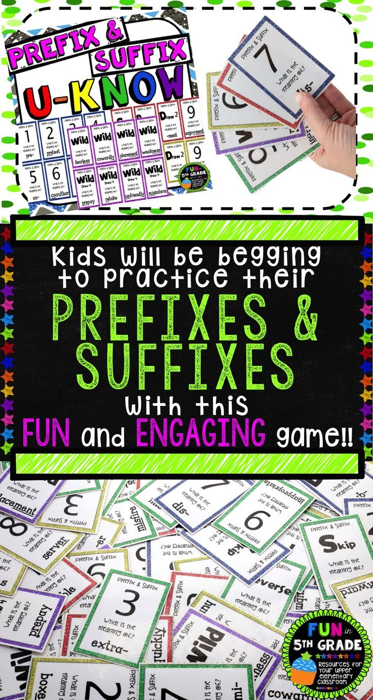 English Language Learning Tips - Prefixes and Suffixes ...