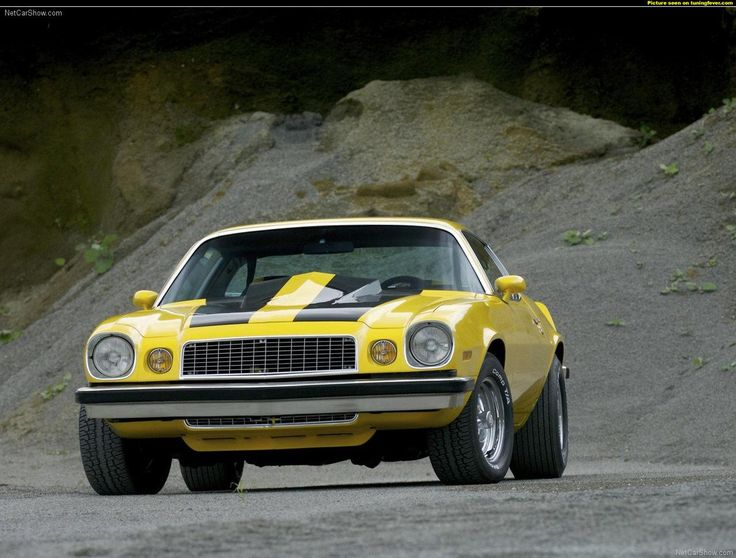 1976 Chevrolet Camaro LT Rally