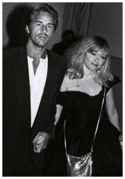 Don Johnson & Patti D'Arbanville