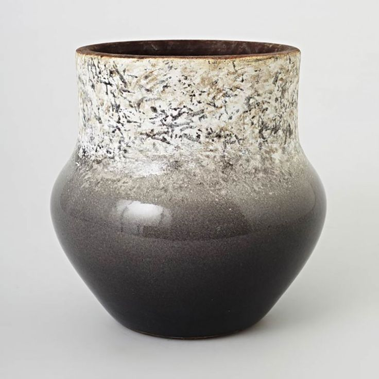 Spell Drop Vase - Charcoal