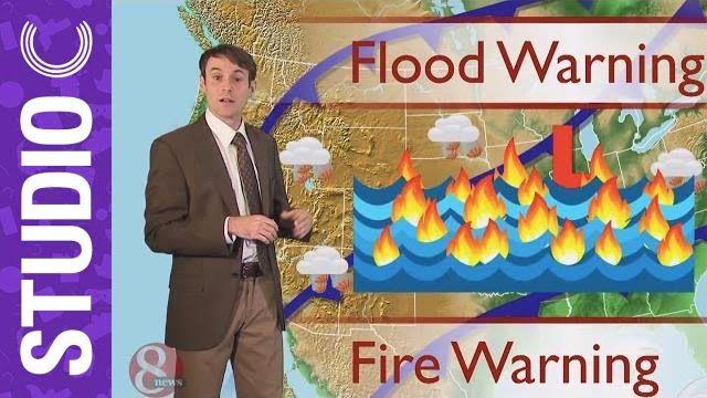 Five Day Weather Forecast - Studio C
