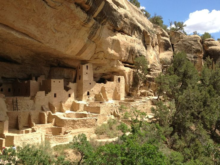 """Mesa Verde National Park in Cortez, CO.  It is the largest archaeological preserve in the United States.  The park was created in 1906 by President Theodore Roosevelt to protect some of the best-preserved cliff dwellings in the world, or as he said, """"preserve the works of man"""". Find more info @ http://en.wikipedia.org/wiki/Mesa_Verde_National_Park Bring a hammock to hang with @ http://hammocktown.com/"""