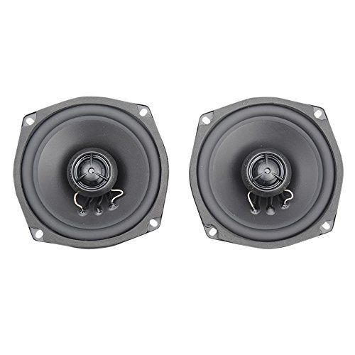 Hogtunes 356R Rear Speakers for 1998-2005 Harley-Davidson Electra Glide, Classic and Ultra Classic models – 356R  Hogtunes Gen3 5.25″ Replacement Speakers Rear – 6 Ohm 356R Upgraded 5.75 ohm replacement rear speakers with a 20 year warranty. Upgraded 5.75 ohm replacement rear speakers with a 20 year warranty. Speaker features a proprietary Hybrid magnet assembly that helps the speaker play a full 20% louder that stock. Upgraded 5.75 ohm replacement rear speakers with a 20 year warran..