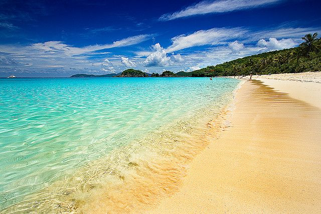 Trunk Bay Virgin Islands Resorts