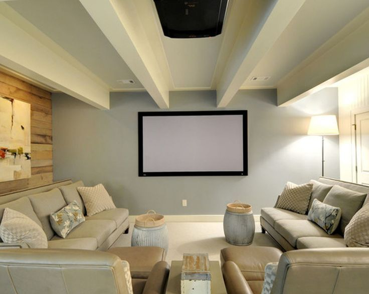 Focus Movie Room Paint Colour