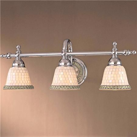 Imagination Bathroom Vanity Light Shades Lattice Drum Bath - lattice ...