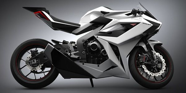 This 2015 Chak Motors Motorcycle Looks Like It Was Designed By Lamborghini (Video) - http://elitedai.ly/1jBeD89