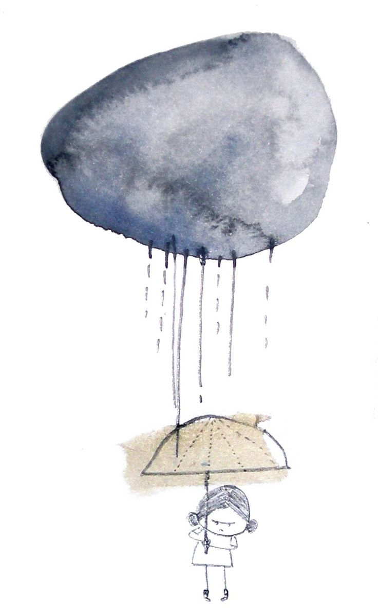 la pluie au mois d'août