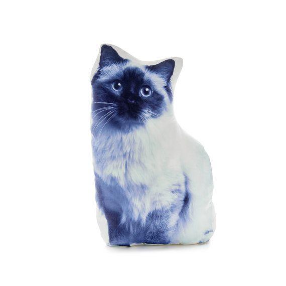 Rag Doll Cat Rag Doll Cat Cushion Cat Pillow Cat Lovers