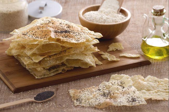 Il pane armeno, lavash, è un pane senza lievito dalla consistenza molto sottile, ottimo anche come antipasto sfizioso o da farcire in tanti modi