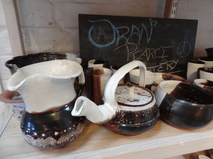 Stephen Pearce Pottery.