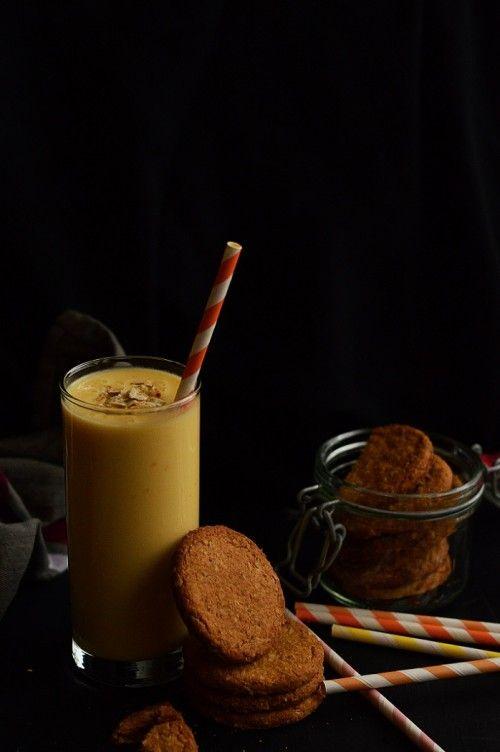 Mangós-narancsos joghurtital
