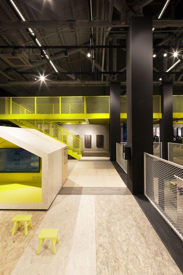 Museo del Vidrio de Niños, Shanghai, China - Coordination Asia Ltd.