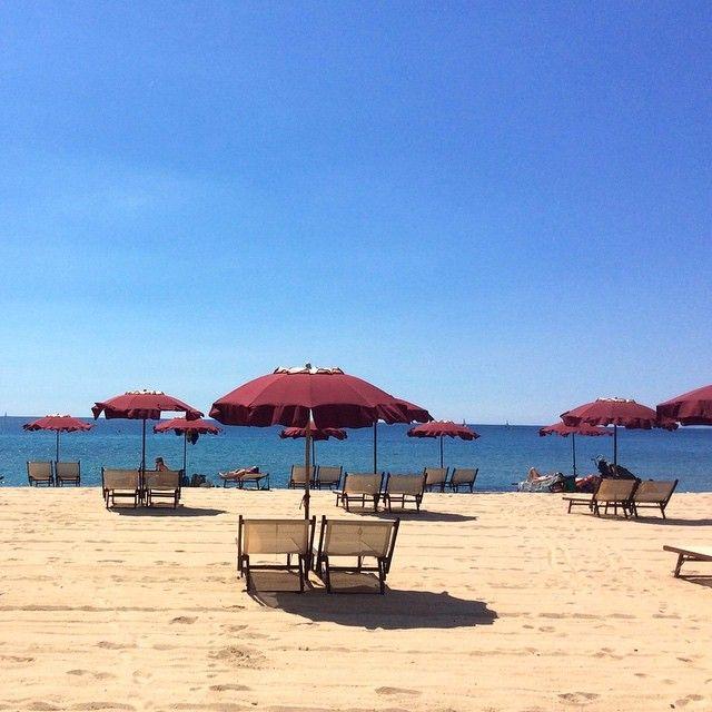 Marina di Campo Elba Island. #photo credit @discovertuscany by discovertuscany