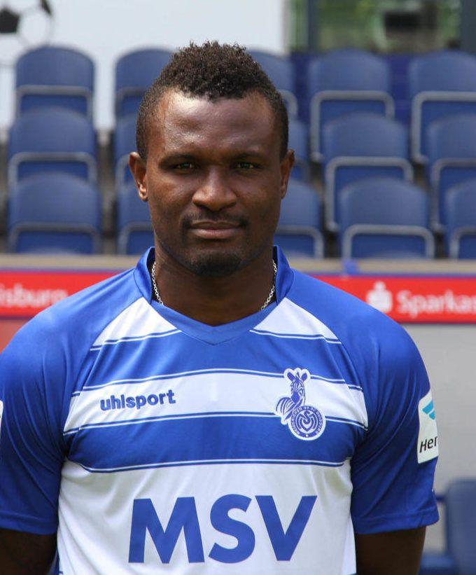 MSV Duisburg verlängert Vertrag mit Kingsley Onuegbu
