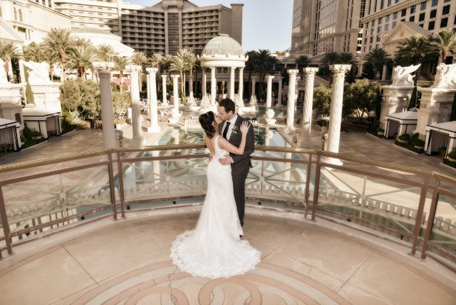 """Blog: A Vegas Wedding For Every Type Of Couple, featuring """"The Fairy Tale"""" weddi…"""