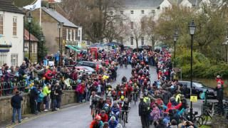Tour de Yorkshire 2017 to get under way  BBC News