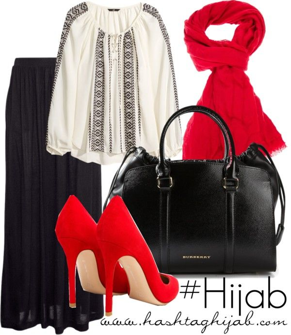 Hashtag Hijab Outfit #262