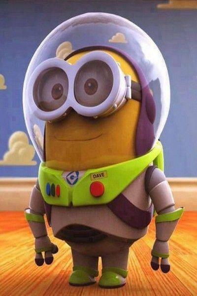 Buzz minion