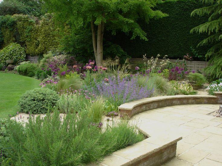 Gravel Garden In St. IppolytsHitchin, Hertfordshire   Amanda Broughton Garden  Design