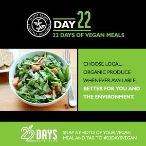 """22 Days of Vegan Meals (Beyoncé & Jay Z 22 Days challenge) - on this page you will see the from meal 13-22, to see the rest of the meals just search for the day on the """"search"""" bar. Example: Day 12: 22"""