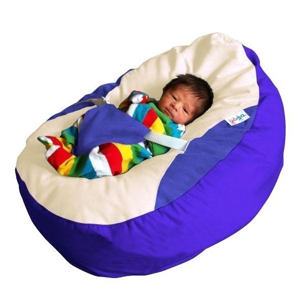 Royal Blue Baby Bean Bag Only GBP4200