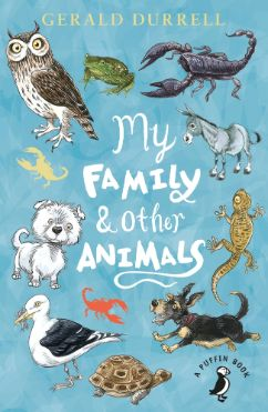 Penguin Editor Anna Steadman introduces My Family and Other Animals, the story by Gerald Durrell that is being adapted on ITV as a six-part series called The Durrells