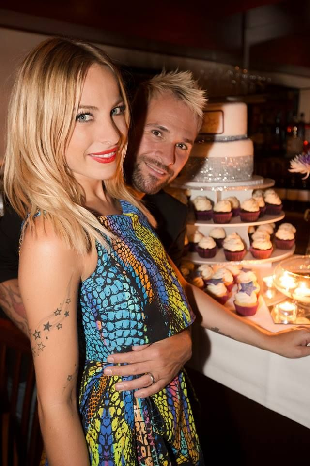 Merci à La cane à sucre pour le beau gâteau de fête pour célébrer les 30 ans de Marie-Mai :) Photo : Patrick Beaudry