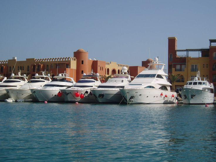 El Gouna Jachthafen
