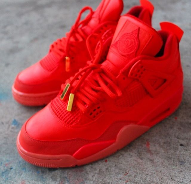 Red October fours!!