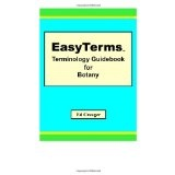 EasyTerms Terminology Guidebook for Botany (Paperback)By Ed Creager