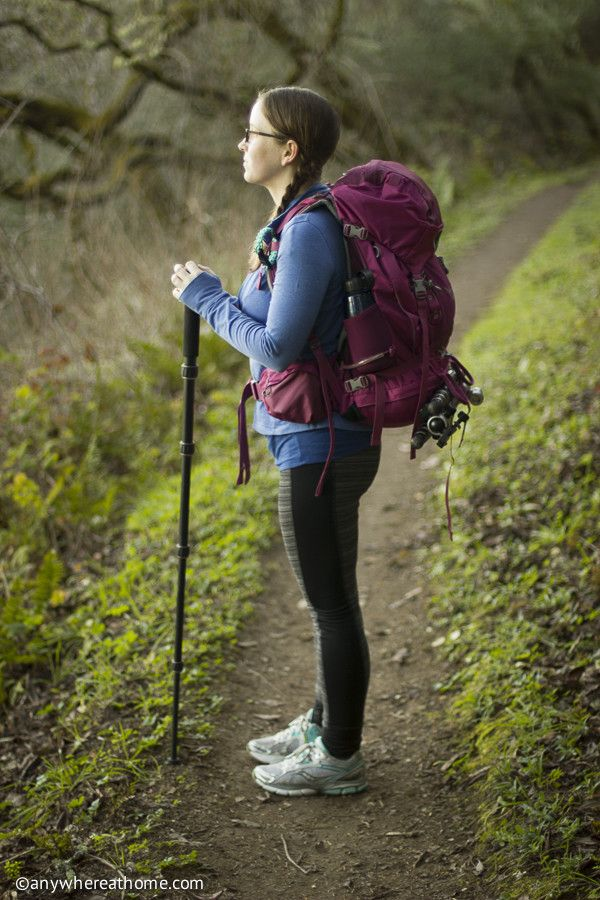 Meet Michelle and Her Osprey Kyte 46 Backpack Review - Her Packing List