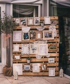 wedding decor diy crates flowers wooden backdrop brides of adelaide magazine