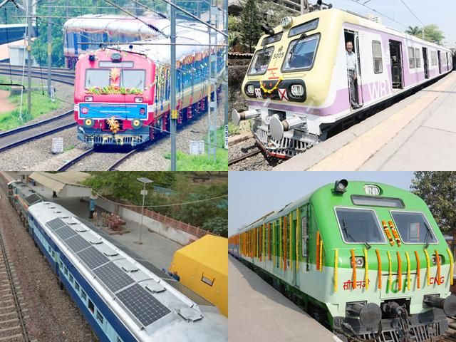 Slideshow : Seven types of coaches that have made rail journey efficient and comfortable - Seven types of coaches that have made rail journey efficient and comfortable - The Economic Times