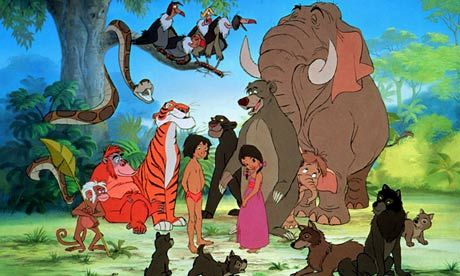 Disney to make live action Jungle Book